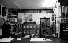 L'Atelier, grand angle.