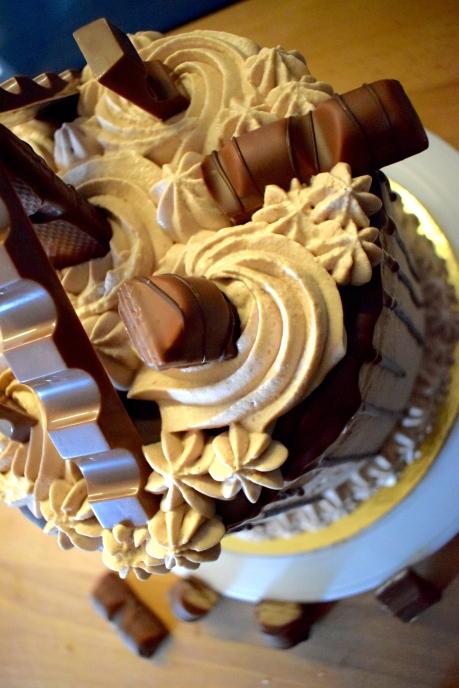 layer cake kinders