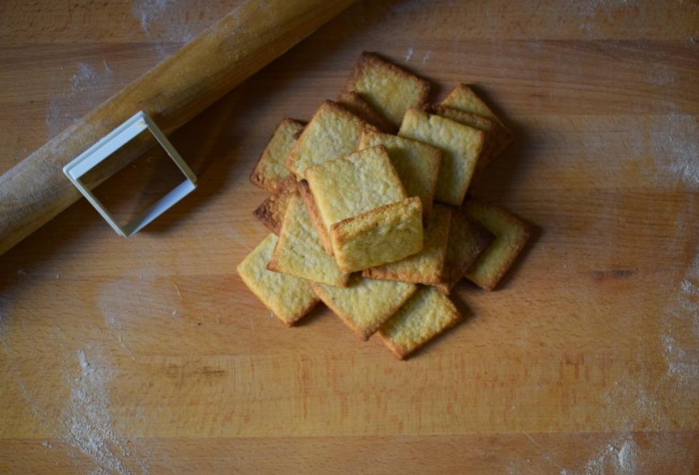 Biscuits sablés