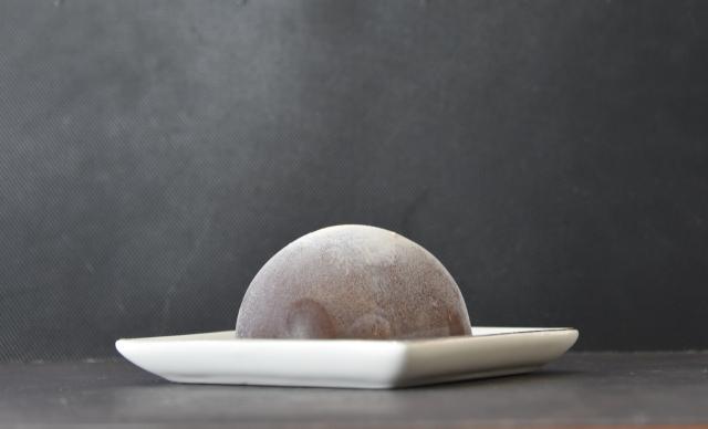 Dôme au chocolat praliné